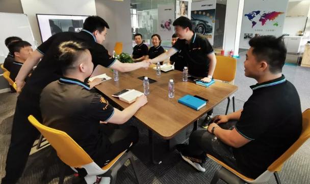 FFTEK五星技师特训营第二届——大连站