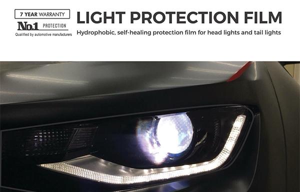 STEK隐形车衣DYNO-lights大灯专用保护膜
